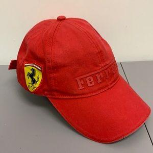 Vintage Ferrari Hat Cap